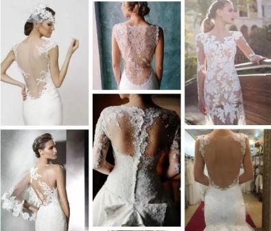 Стили свадебных платьев6 выбор