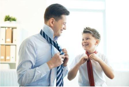 Как воспитать мальчика настоящим мужчиной