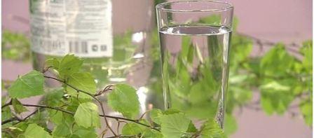 Чем полезен березовый сок +для организма человека