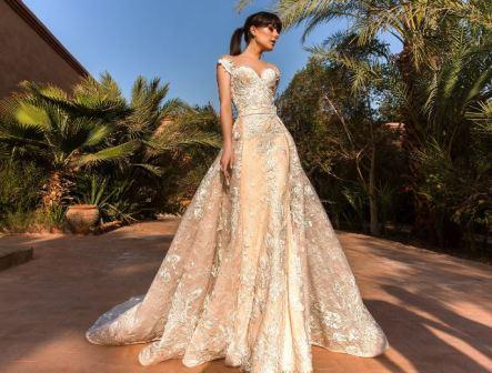 Свадебные платья: новые тренды