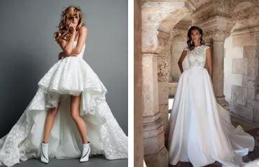 Как организовать свадьбу: платье для невесты