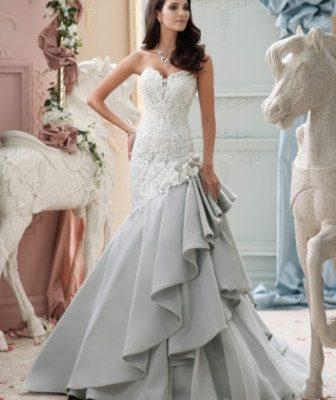 Организация свадьбы: выбор платья для невесты