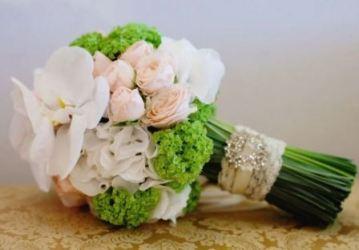 10 ошибок при выборе свадебного букета