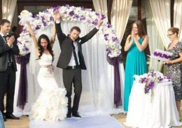 Свадьба в стиле «Американская мечта»
