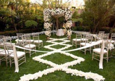 Выездная регистрация брака на природе