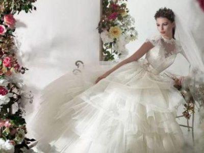 Подбираем свадебный наряд невесты