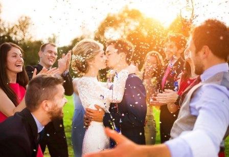 Функции свидетелей на свадьбе