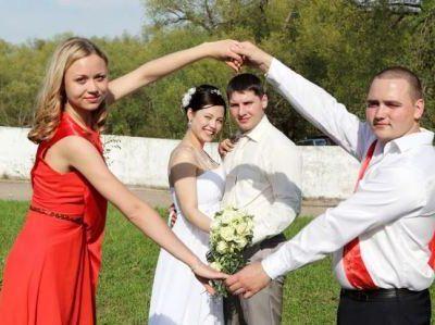 Друг (дружка) и подружка на свадьбе, обязанности свидетелей