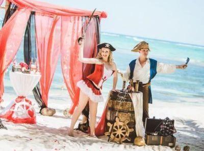 Идеи проведения тематической свадьбы летом
