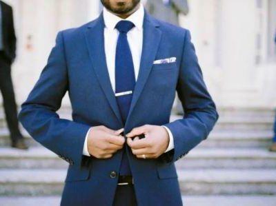 Как выбрать костюм для жениха