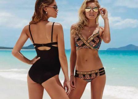 Какой выбрать купальник: модные тренды
