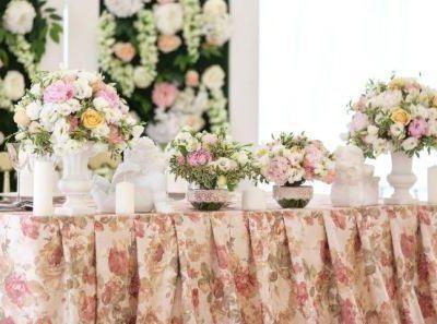 Оригинальная и запоминающаяся свадьба в стиле шебби шик