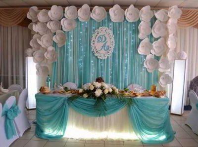 Идеи украшения свадьбы своими руками