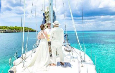 Интересные идеи для свадьбы на яхте