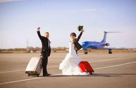 Куда поехать в свадебное путешествие в медовый месяц