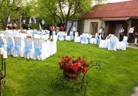 Продолжение банкета: второй день свадьбы