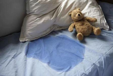 Детский энурез: лечение в домашних условиях