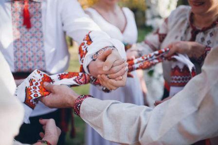 Как проводится свадьба на Украине