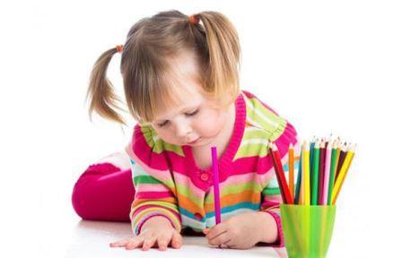 Особенности леворуких детей