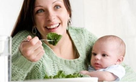 Правильное питание кормящей мамы в первый месяц, меню