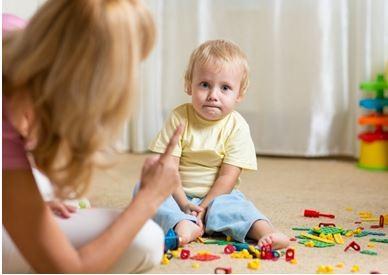 Как правильно научить малыша понимать слово «нельзя»