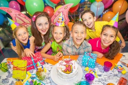 Как весело организовать детский праздник день рождения