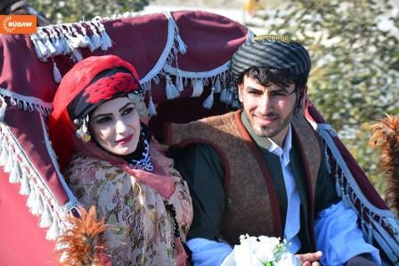 Как проводят курдские свадьбы