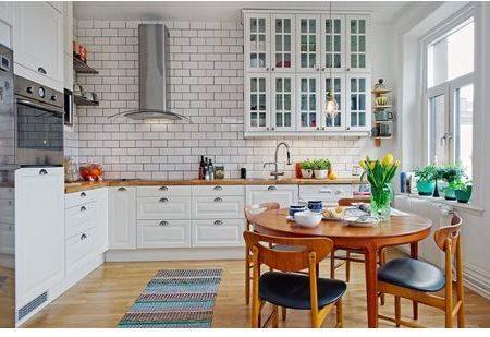 Как сделать кухню уютной и комфортной