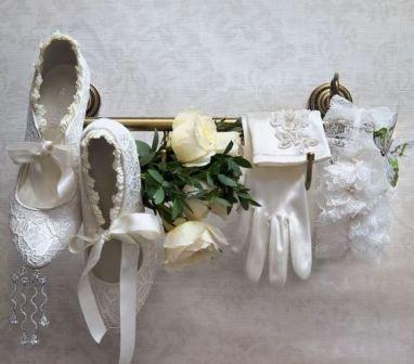 Необходимые свадебные аксессуары для новобрачной