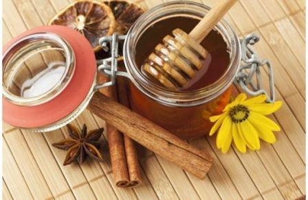 Корица с медом: полезные свойства и применение