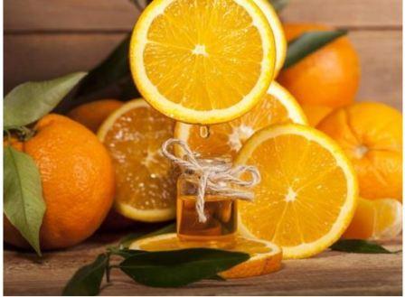 Применение эфирного апельсинового масла