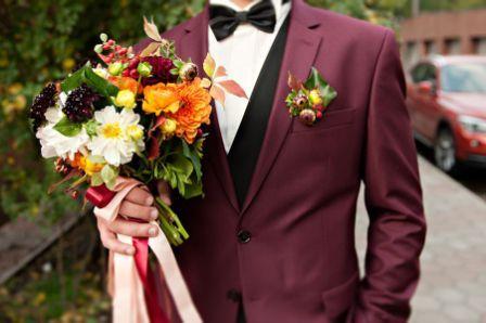 Свадебные аксессуары жениха