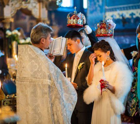 Венчание перед Богом: все о Таинстве Брака