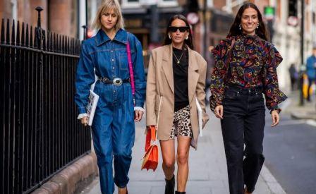Модные тренды в женской одежде весной 2019