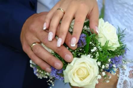 Идеи свадебного маникюра: форма ногтей, дизайн, цвет