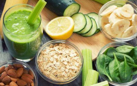 Принципы и условия правильного питания