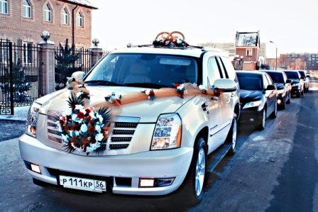 Свадебные машины: украшение фото