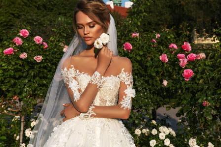 В каком стиле выбрать свадебное платье