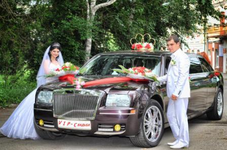 Правила выбора свадебного кортежа