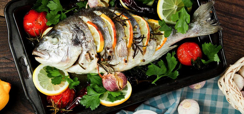 Диетические сорта рыб и способ их приготовления.