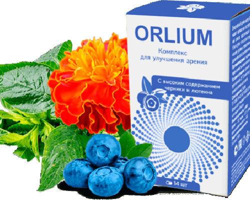 Orlium – препарат для восстановления зрения